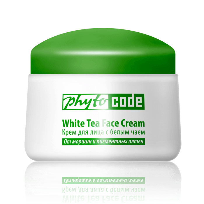 krem z biala herbata tiande center - Krem do twarzy z białą herbatą
