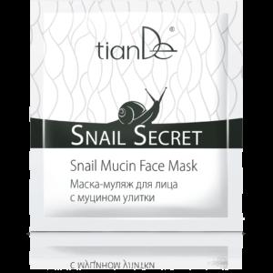 maseczka mucyna slimaka tiande center 300x300 - Maska do twarzy z mucyną ślimaka
