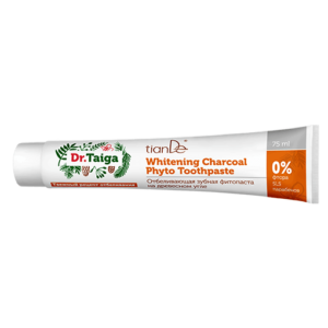 pasta z weglem tiande center 300x300 - Wybielająca fitopasta do zębów na bazie węgla drzewnego