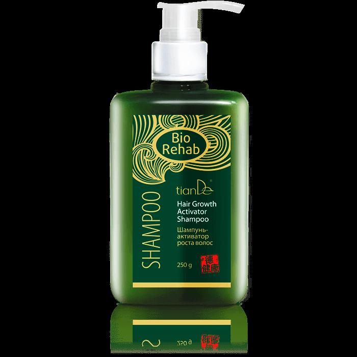 szampon aktywujacy porost tiande center - Szampon – aktywator wzrostu włosów