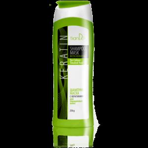 szampon kreatyna do wlosow tiande center 300x300 - Szampon-maseczka z keratyną do włosów farbowanych