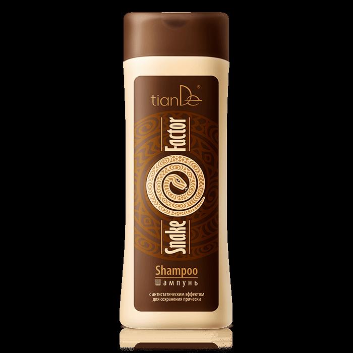 """szampon olej weza tiande center - Szampon do włosów """"Snake Factor"""""""