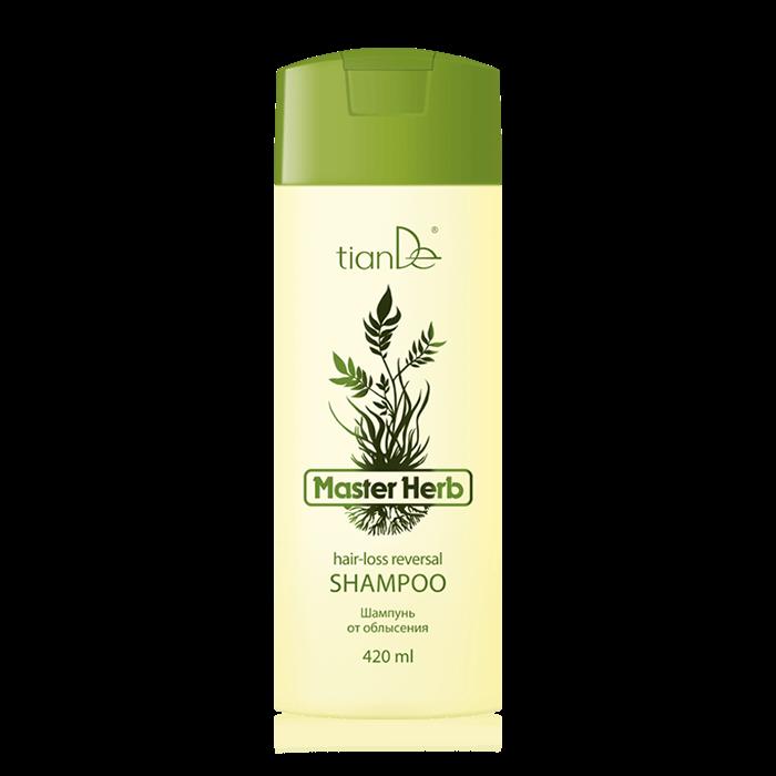 szampon przeciw lysieniu tiande center - Szampon do wypadających włosów