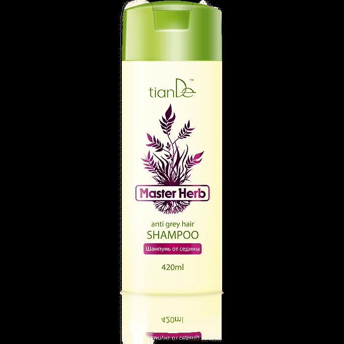 szampon przeciw wypadaniu tiande center - Szampon zapobiegający siwieniu włosów