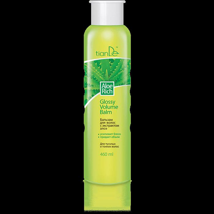 balsam aloesowy tiande center - Balsam do włosów z ekstraktem z aloesu