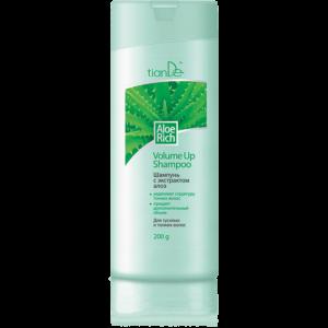 szampon aloesowy tiande center 300x300 - Szampon z ekstraktem z aloesu