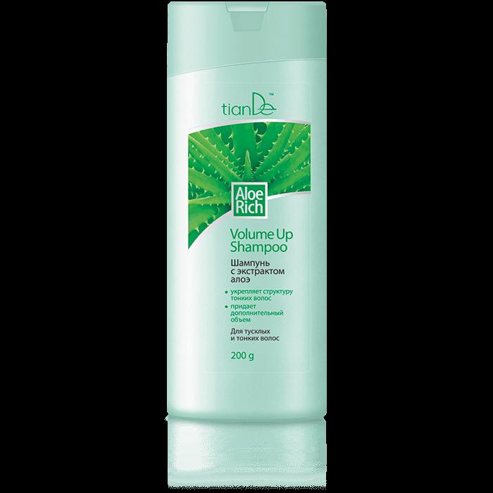 szampon aloesowy tiande center - Jak pielęgnować włosy latem?