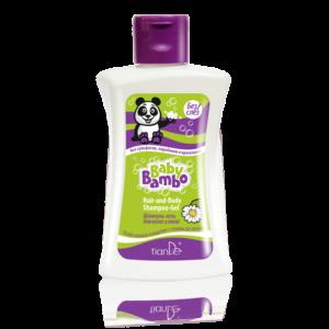 """20141s 300x300 - Szampon-żel dla dzieci do mycia włosów i ciała """"Baby Bambo"""""""