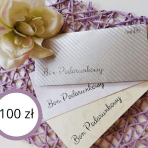 bon podarunkowy 100 tiande center 300x300 - Bon Podarunkowy 100