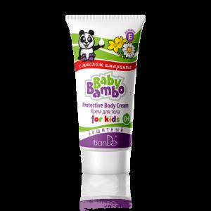 """krem dla dzieci bambo tiande center 300x300 - Dziecięcy krem ochronny do ciała """"Baby Bambo"""""""