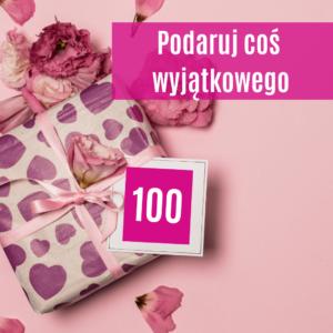 prezent wartosc 100 tiande center 300x300 - PREZENT NA KAŻDĄ OKAZJĘ - 100