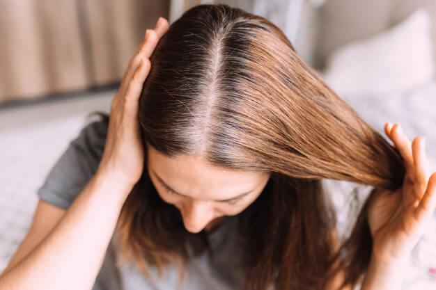 siwe wlosy. tiande.center - Pielęgnacja włosów siwych -to wcale nie takie trudne!