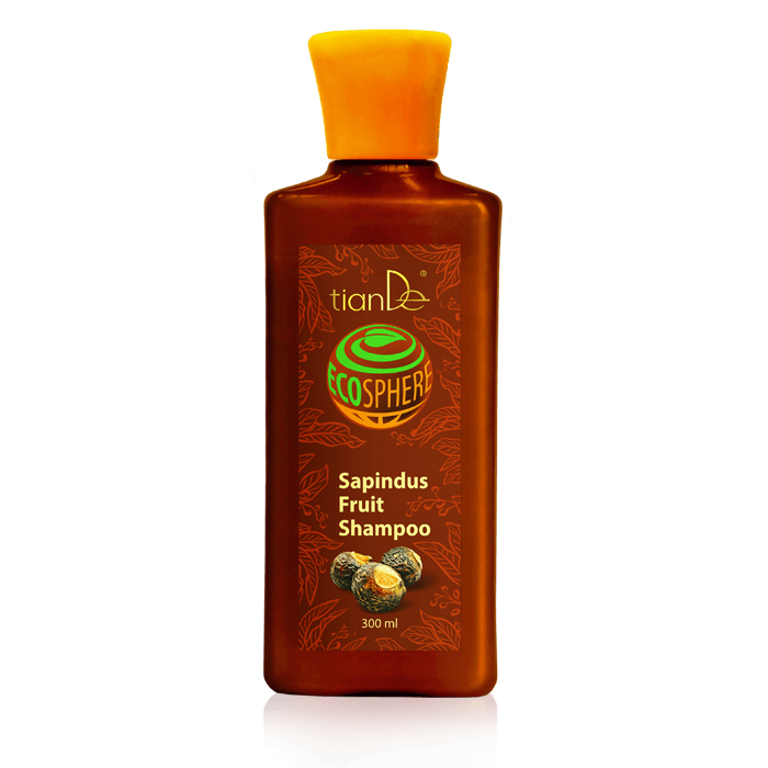 szampon na bazie orzecha mydlanego - Szampon na bazie owoców drzewa mydlanego
