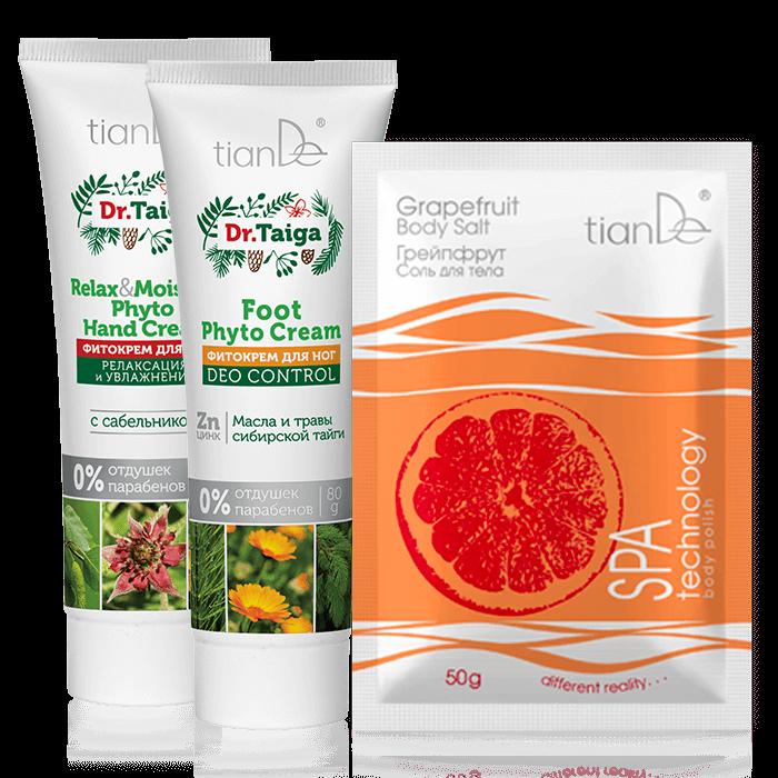 zestaw sol - Dla intensywnej regeneracji skóry